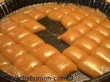 Caramels mous au miel et au beurre doux - Etape 9