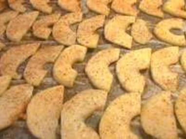Chips de pommes - Etape 3