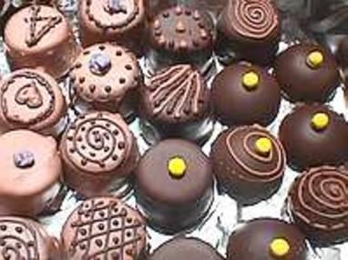 Enrobage chocolat - Etape 8
