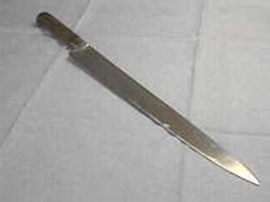 Couteaux de cuisine - Etape 15