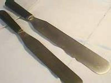 Couteaux de cuisine - Etape 26