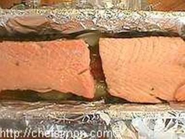 Terrine de poisson en gelée - Etape 5