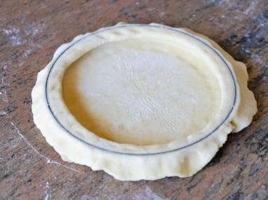 Foncer un cercle à pâtisserie - Etape 7