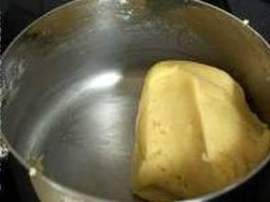 Pâte à choux et éclairs - Etape 5