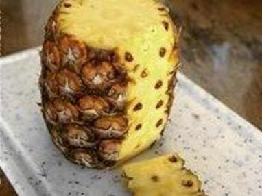 Préparer un ananas frais - Etape 5
