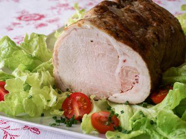 Rôti de porc - Etape 11