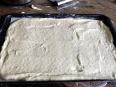 Bûche de Noël au chocolat : le biscuit roulé - Etape 12