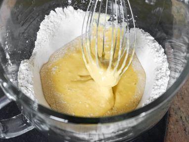 Pâte à crêpes - Etape 3