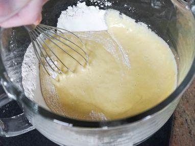 Pâte à crêpes - Etape 5