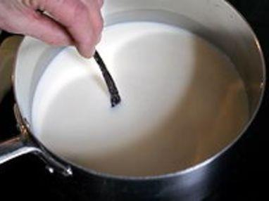 Crème renversée au caramel - Etape 2