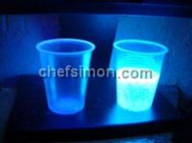 Perles d'alginates fluorescentes - Etape 7