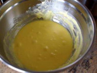 Crème d'amande - Etape 5