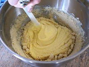 Crème d'amande - Etape 9