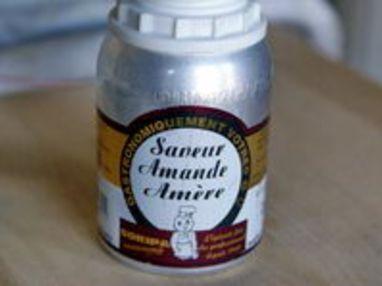 Crème d'amande - Etape 7