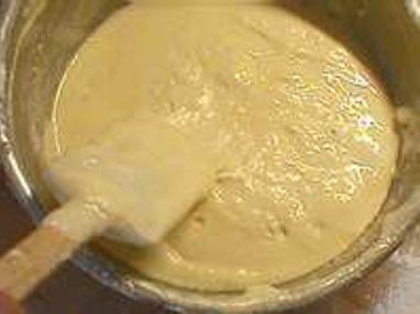 Biscuit cuiller - Etape 8