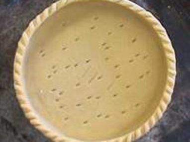 Cuire à blanc un fond de tarte - Etape 2
