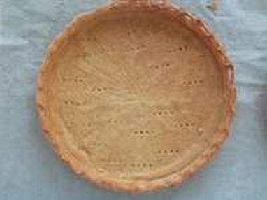 Cuire à blanc un fond de tarte - Etape 6