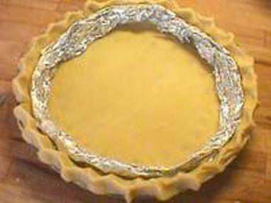 Cuire à blanc un fond de tarte - Etape 7