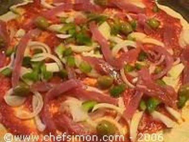 Pizza - Etape 11