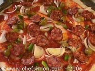 Pizza - Etape 12