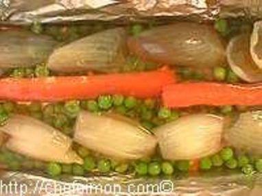 Terrine de poisson en gelée - Etape 3
