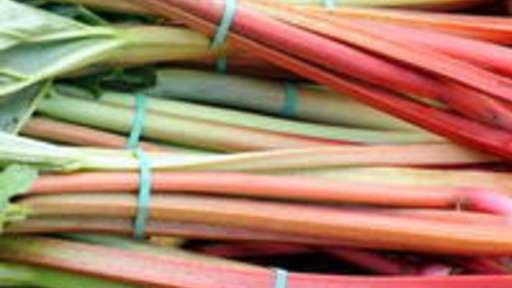 confiture de rhubarbe chef simon