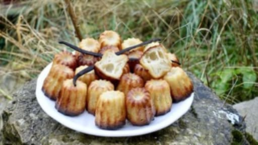 Mini-cannelés bordelais - Nath' Chocolat
