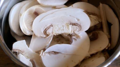 Taille des champignons