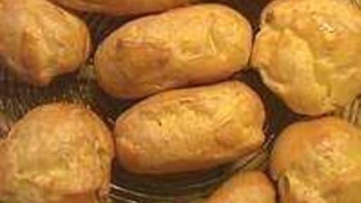 Carolines de foie gras