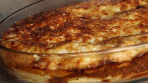Lasagnes A La Bolognaise Recette Des Lasagnes A La Bolognaise