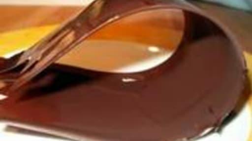 Rubans En Chocolat Comment Faire Des Rubans En Chocolat Recette