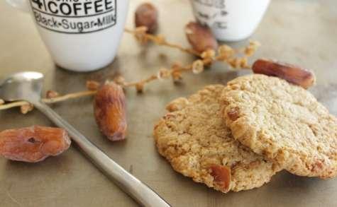 Cookies aux dattes