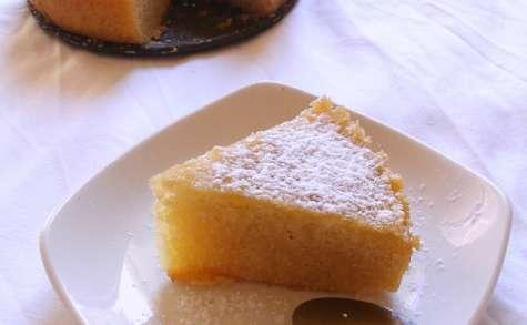Gâteau au yaourt à la vapeur