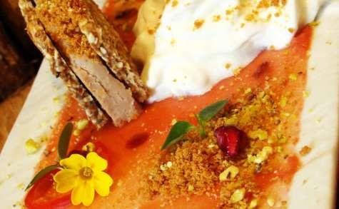 Croustillant Foie Gras aux Céréales