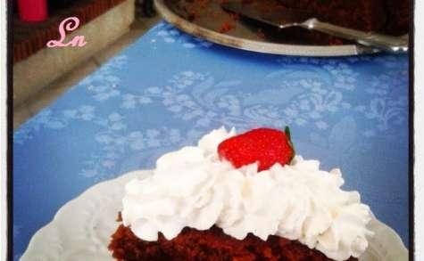 Guiness white chocolate coffee cake , une variante savoureuse