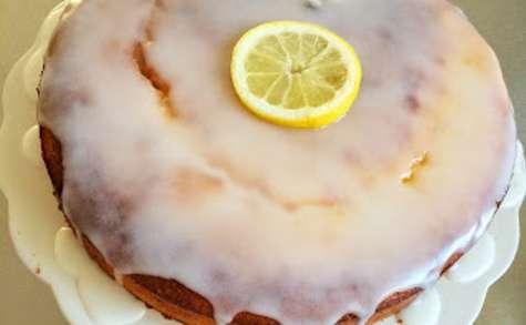 Gâteau ricotta citron