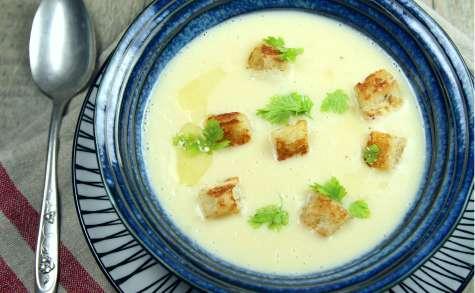 soupe foie gras robuchon