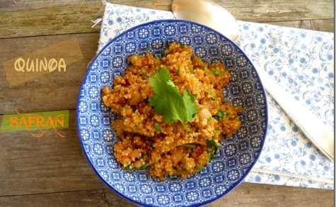 Quinoa comme une paella