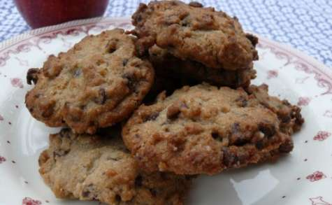 Cookies au Sarrasin