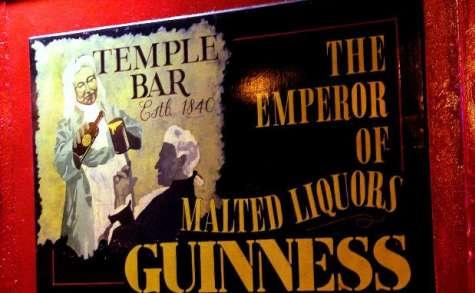 cocktail Saint Patrick Black Velvet - Guinness - Champagne! (Irlande)
