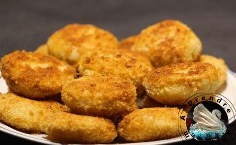Beignets portugais de crevettes
