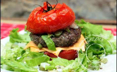 Tomate burgers