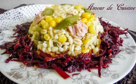 salade de blé Ebly