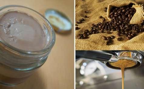Crème renversée au café