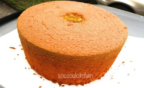 Gâteau éponge facile et rapide