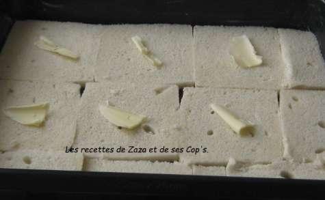 MaxiCroqueCakeGéant de Zaza