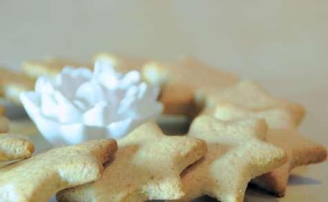Sablés de Noël (sans gluten ni lactose)