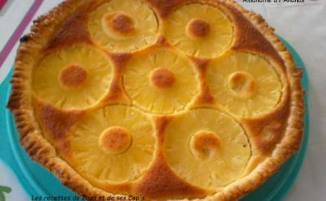 Amandine à l'Ananas