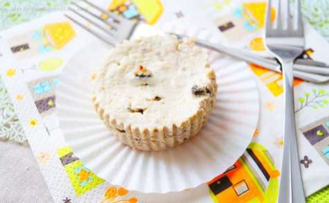 Mini Cheesecake Au Oreo