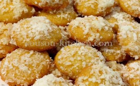 Gateaux à la noix de coco